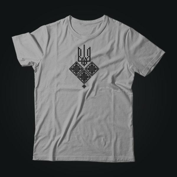 Патриотическая футболка с Гербом