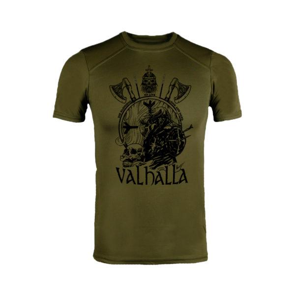Футболка CoolMax VALHALLA олива