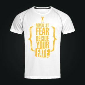 Спортивная футболка ACTIVE-DRY NO FEAR