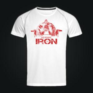 Спортивная футболка ACTIVE-DRY IRON MAN