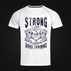 Спортивная футболка ACTIVE-DRY STRONG