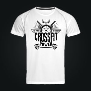 Спортивная футболка ACTIVE-DRY CROSSFIT