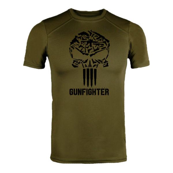 Футболка CoolMax GUNFIGHTER олива