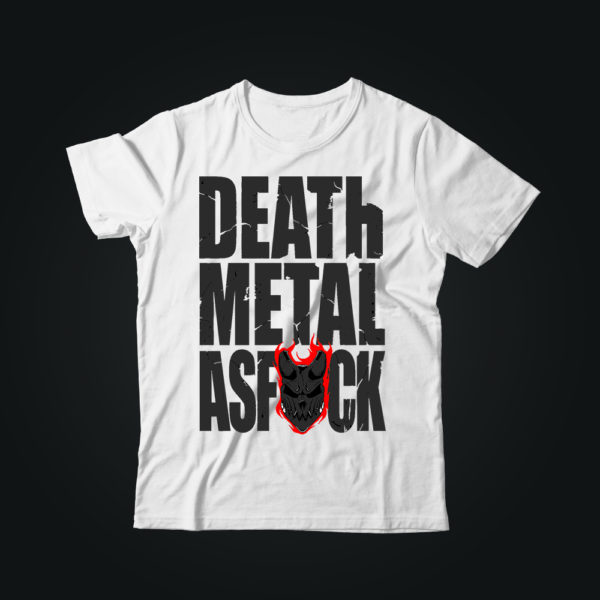 Мужская футболка casual DEATH