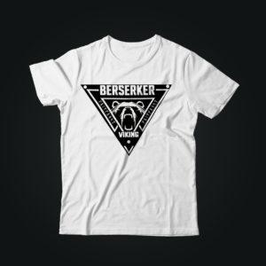 Мужская футболка casual BERSERKR