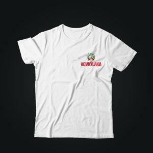 Патриотическая футболка ВОВКУЛАКА