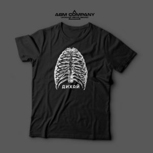Мужская футболка черная LIMITED EDITION