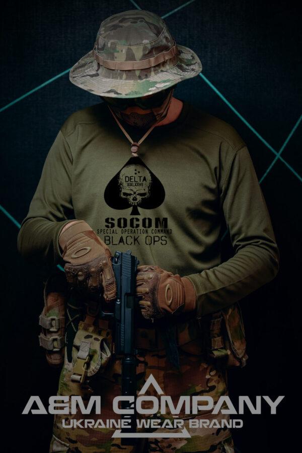 Реглан COOLMAX SOCOM