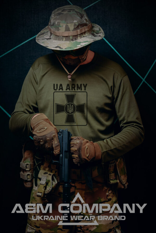 Реглан COOLMAX UA ARMY