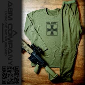 Термобелье с принтом UA ARMY