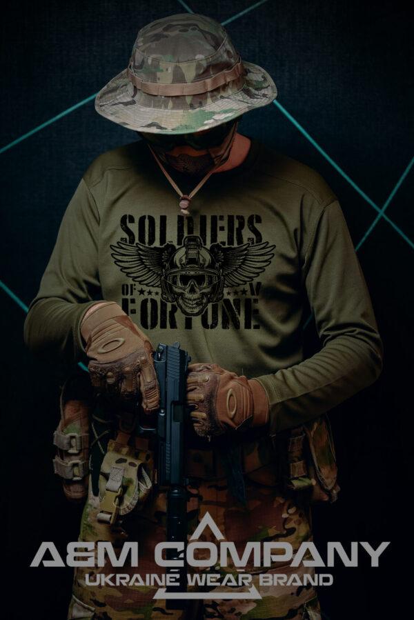 Реглан COOLMAX SOLDIERS FORTUNE