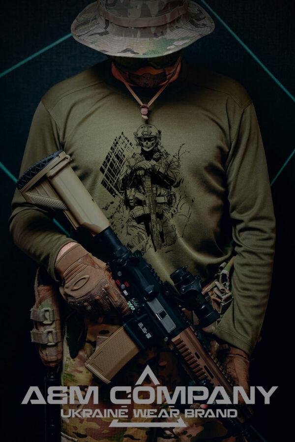 Реглан COOLMAX SOLDIERS